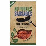 8 No Porkies Vegan Sausages 200g