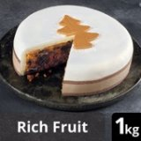 Iceland Top Iced Fruit Cake 900g