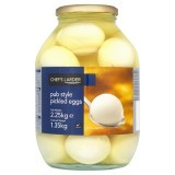Chef's Larder Pub Style Pickled Eggs 2.25kg