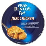 Fray Bentos 'Smooth' Just Chicken Pie 475g