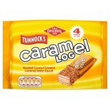 Tunnock's Caramel Log Wafer Biscuits 6 x 32g