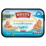 Kelly's Cornish Clotted Cream & Salted Caramel