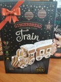 Gingerbread Train Kit 870g