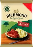 Richmond 14 Thick Freshly Frozen Sausages 602g