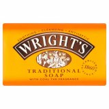 Wrights Original Coal Tar Soap.