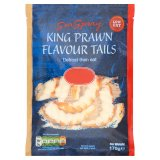 Sea Spray King Prawn Flavour Tails 170g