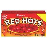 Red Hots Cinnamon Flavoured candy 26g