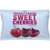 Iceland Freshly Frozen Sweet Cherries 500g