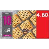 Iceland Mini Steak Bakes 300g