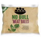 No Bull, Vegan Meatballs 192g