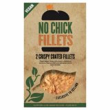 No Chick Vegan Crispy Fillets 160g
