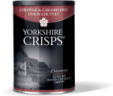 Yorkshire Handmade Cheddar and Caramelised Onion Chutney 100g
