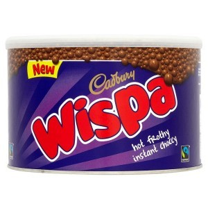 Cadbury Fairtrade Wispa Instant Choccy 850g