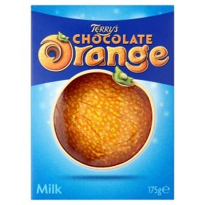 Terry's Chocolate Orange Milk 175g