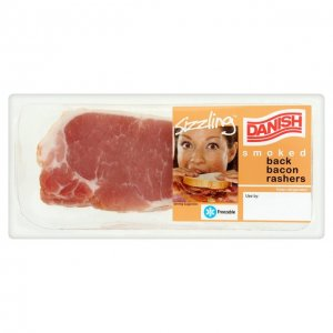 Danish Back Bacon 400g
