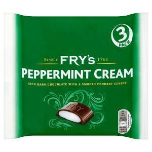Fry's Peppermint Cream 3 Pack 147g