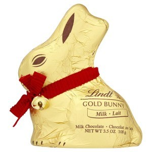 Lindt Milk Chocolate Gold Bunny 100g