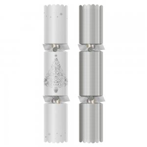 Christmas Luxury Crackers Twelve Inch, PRICE is PER cracker