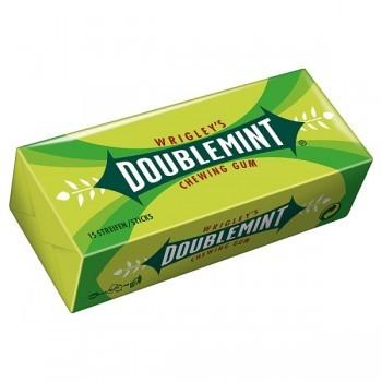 Wrigley S Doublemint Chewing Gum 5 Sticks