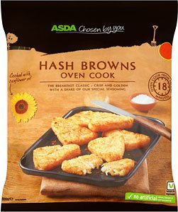 Iceland 800g Hash Browns
