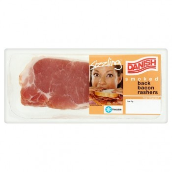 Danish Back Bacon 200g