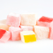 Turkish Delight Rose and Lemon Flavour 250g