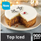 Iceland Top Iced Christmas Cake 900g